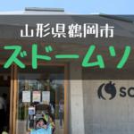 鶴岡市で子供の室内遊び場|キッズドームソライSORAIをレビュー